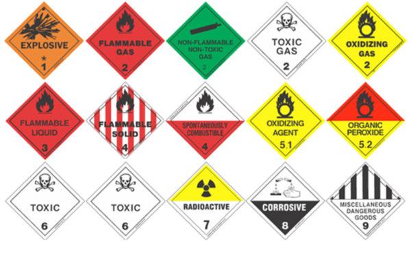 public transportation facilities that might handle the carriage of dangerous or hazardous substances